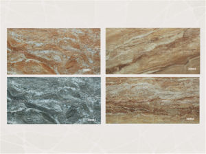 Porcelain Granite Exterior Wall Tile for Cladding (300X600mm)