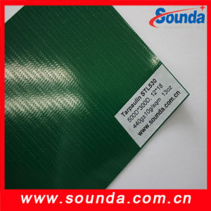 Hot Sale 380g PVC Coated Tarpaulin pictures & photos