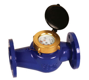 "Multi Jet Cast Iron Water Meter (2"") , Flange Type pictures & photos"