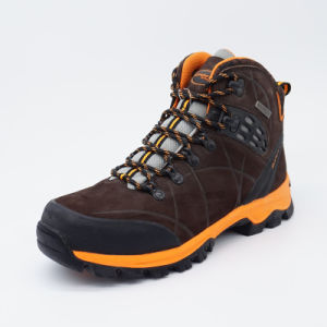 Genuine Leather Men Hiking Shoes Outdoor Sports Shoes