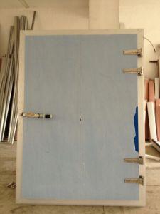 Semi-Sunk Hinge Door Used in Cold Room/Blast Freezer pictures & photos
