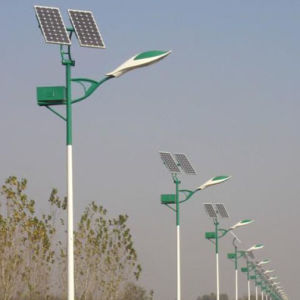2015 Customized Battery Backup Solar Street Light with Factory Direct pictures & photos