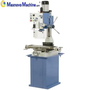 Gear Drive Metal Milling and Drilling Machine (mm-FM40) pictures & photos