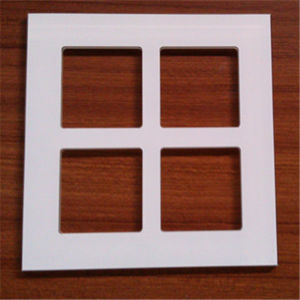 Frosted Glass and Clear Glass Switch Panel pictures & photos