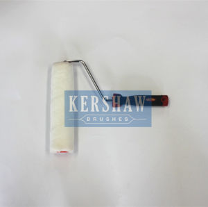 017 Paint Roller (Pure White With Long Handle) pictures & photos