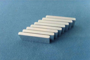Sintered Rare Earth NdFeB Neodymium Magnet for Linear Motor
