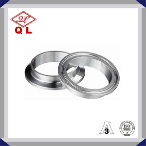 Stainless Steel 3A Tri Clamp Ferrule Sanitary Fitting pictures & photos
