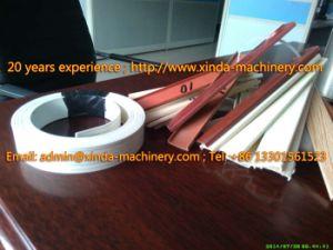 PVC Buckle Edge Banding Production Line pictures & photos