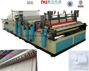 Full Automatic Toilet Paper Making Machine pictures & photos
