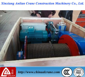 3 Phase 220V 380V 1-20ton Electric Hoist Winch pictures & photos