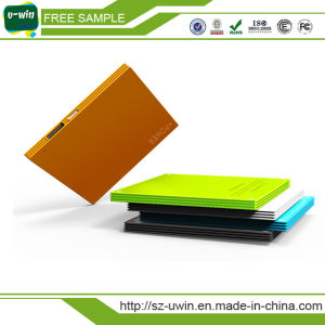 2017 New Design Portable Power Bank 2600mAh with Ce Certificate pictures & photos