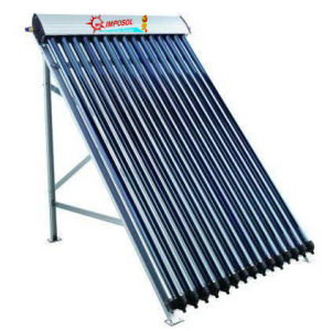 Pressurized Heat Pipe Solar Collector for Solar Water Heater pictures & photos