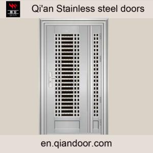 Stainless Steel Security Door Foshan Factory pictures & photos