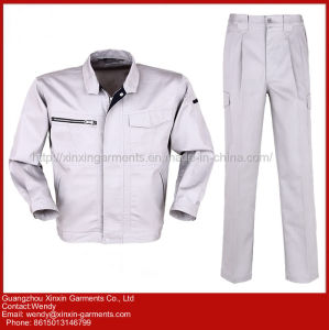 Factory Custom Cheap Workwear Coverall for Industrial Work Wear Uniforms (W315) pictures & photos