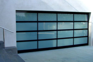 High Quality Contemporary Roll up Garage Door pictures & photos