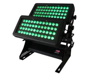 96*10W RGBW 4in 1 DMX Wireless LED City Color Light pictures & photos