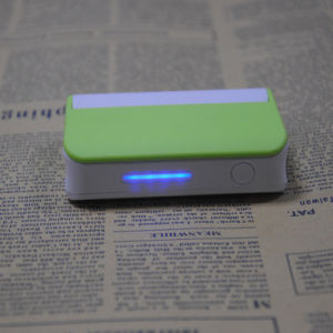 Fashionable Young Style Travelling Charger Power Bank for Smart Phone with a Mirror and Holder pictures & photos