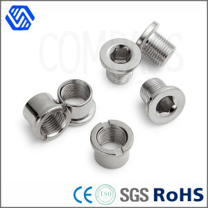Torx Inside Thread Bolt Slotted Bolt Nut Stainless Steel Nut Bolt pictures & photos