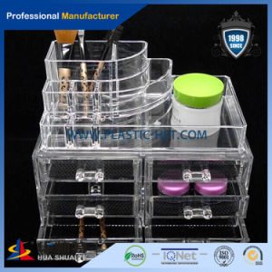 Cosmetic Organizer Lipstick Holder Case Makeup Transparent Acrylic Organizer pictures & photos
