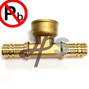 1/8′′-1′′ Lead Free Brass Pex Fitting for Pex Pipe pictures & photos