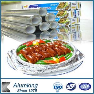 Household Aluminium Foil Rolls (Kitchen Foil) (LS-H018) pictures & photos