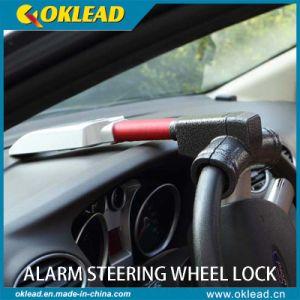 Steering Wheel Lock Vibration Sensor with Siren Alarm