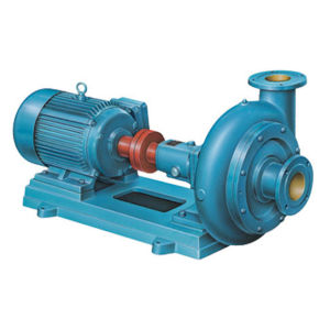 Pw Horizontal Dirt Drain Centrifugal Sewage Pump pictures & photos