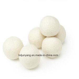 Finely Processed Felt Laundry Dryer Ball 100% Wool New Zealand pictures & photos