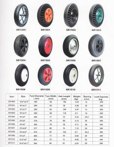 Solid Wheel/Rubber Wheel/PU Wheel/Castor/Wheel/Castor Wheel/PU Castor/Rubber Castor/Plastic Wheel/Swivel Castor