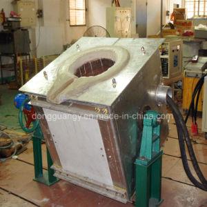 Manufacture Direct Sale 200kg Aluminum Induction Melting Furnace pictures & photos