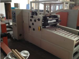High Speed Aluminium Foil Rewinding Machine pictures & photos