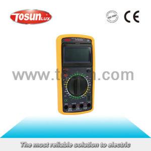 Digital Multimeter (Voltmeter Ohmmeter Ammeter Capacitance Tester) pictures & photos
