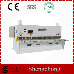 QC12 Series Hydraulic Plate Cutting Machine with Good Price
