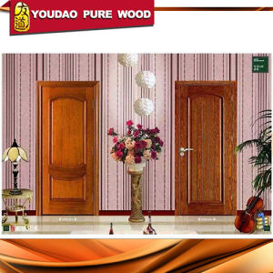 Solid Wood Door for Hotel Room with Low Price