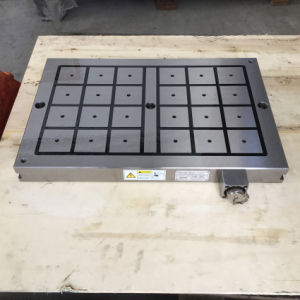 Electric Permanent Magnetic Chuck for CNC Machining pictures & photos