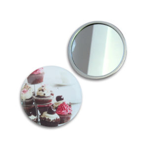 High Quality Compact Mirror with Customer Design pictures & photos