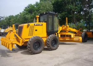 Lutong Motor Grader Py135c pictures & photos