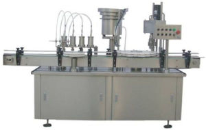 Pharmaceutical Liquid Filling Production Line pictures & photos