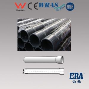 UPVC DIN8063 Standard Pressure Pipes pictures & photos