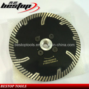 D125mm Protective T Type Turbo Segmented Granite Disc pictures & photos