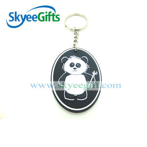 Promotion Custom Rubber PVC Keychains pictures & photos