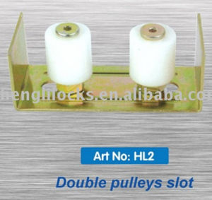 Factory Wholesale Nylon / Plastic Pulley Bracket pictures & photos