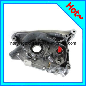 Car Parts Auto Oil Pump for Mitsubishi L200 1993-2001 Md181581 pictures & photos
