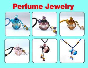 Murano Glass Diffuser Essential Oil Necklace