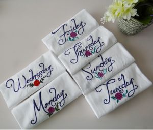 (BC-KT1012) High Quality Weekly 100% Cotton Cleaning Pad Kitchen Towel pictures & photos