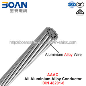 AAAC Conductor, All Aluminium Alloy Conductor (DIN 48201-6) pictures & photos