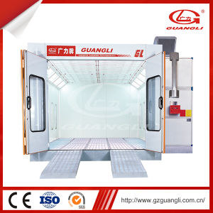 Engineered and Professional Full-Down Draft Car Spray Paint Booth (GL4000-A1) pictures & photos