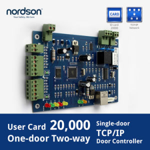 One-Door Two-Way Single-Door TCP/IP Door Controller pictures & photos