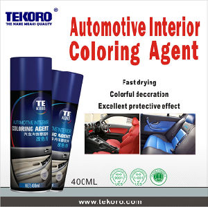 Automotive Interior Coloring Agent / Upholstery Covering pictures & photos