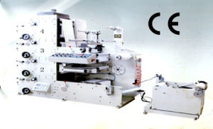 Flexo Printing Machine Standard Configuration pictures & photos